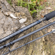 shimano aero x5 float rods twin tips