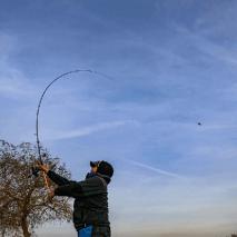 Aero X5 Feeder Rod