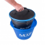 Seal System Bucket Insert and 25L Groundbait bucket